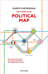 Political map Libro Cover