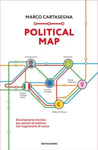 Political map Copertina del libro