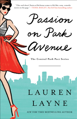 Lauren Layne - Passion on Park Avenue book