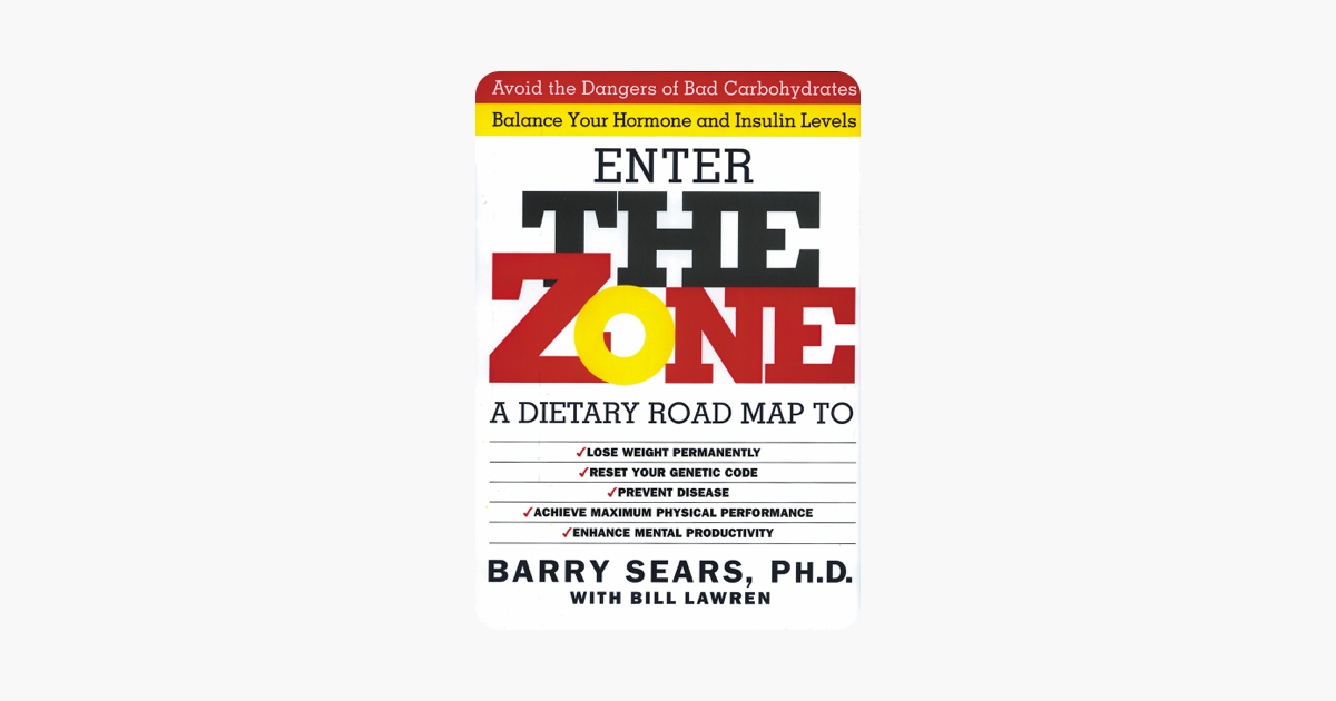 The Zone - Barry Sears