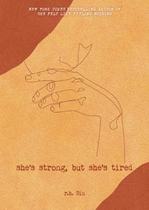 She's Strong, but She's Tired Book Cover