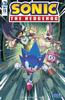 Ian Flynn & Jack Lawrence - Sonic the Hedgehog #15 Grafik