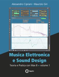 Musica Elettronica e Sound Design Libro Cover
