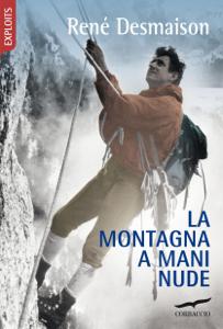 La montagna a mani nude Copertina del libro