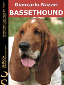 Bassethound Copertina del libro