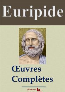 Euripide : Oeuvres complètes Couverture de livre