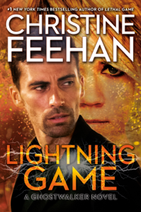 Lightning Game Book Cover