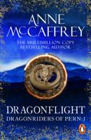 Anne McCaffrey - Dragonflight artwork