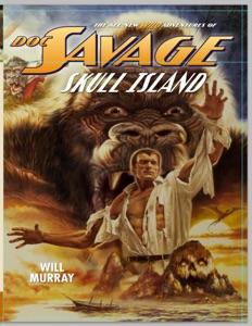 Doc Savage: Skull Island Book Cover