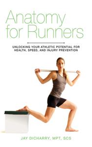 Anatomy for Runners Copertina del libro