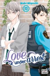 Love under Arrest T10