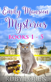 Emily Mansion Old House Mysteries: Books 1 - 5