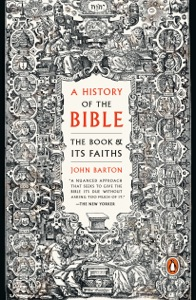 A History of the Bible Book Cover