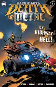 Dark Nights: Death Metal (2020-) #2 Copertina del libro