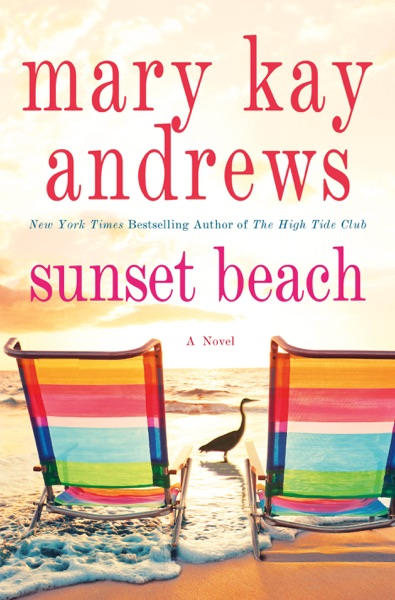 Sunset Beach - Mary Kay Andrews book cover