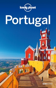 Lonely Planet Portugal Book Cover