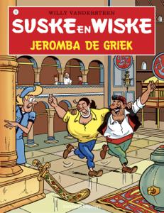 Jeromba De Griek Boekomslag