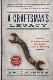 A Craftsman's Legacy book