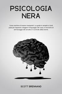 Psicologia Nera Book Cover