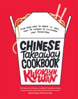 Kwoklyn Wan - Chinese Takeaway Cookbook artwork