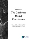 The California Dental Practice Act