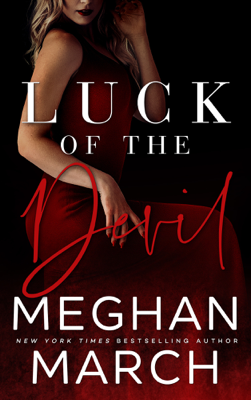 Meghan March - Luck of the Devil book
