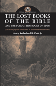 The Lost Books of the Bibe and The Forgotten Books of Eden Book Cover
