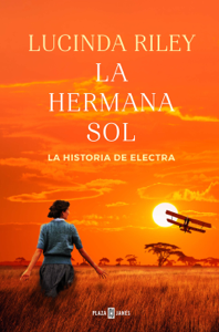 La hermana sol (Las Siete Hermanas 6) Book Cover