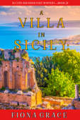 A Villa in Sicily: Figs and a Cadaver (A Cats and Dogs Cozy Mystery—Book 2) Book Cover