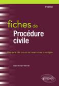 Fiches de Procédure civile - 6e éd.