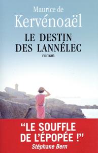 Le destin des Lannélec Couverture de livre