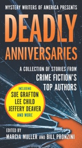 Deadly Anniversaries Book Cover