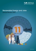 Renewable Energy and Jobs – Annual Review 2019