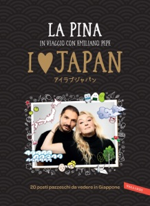 I love Japan Book Cover