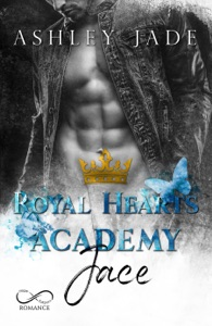 Royal Hearts Academy: Jace Book Cover