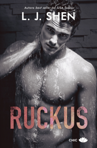 Ruckus Book Cover
