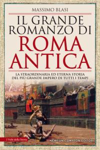 Il grande romanzo di Roma antica Libro Cover