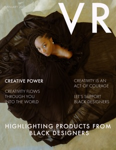 Victoria Reed Magazine  January 2021