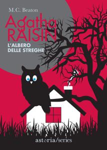Agatha Raisin – L'albero delle streghe Libro Cover