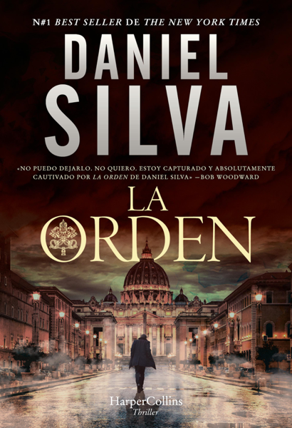 La orden by Daniel Silva