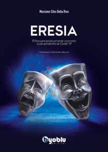 Eresia di Massimo Citro Della Riva Copertina del libro