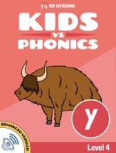 Learn Phonics: Y - Kids Vs Phonics