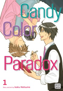 Candy Color Paradox, Vol. 1 Book Cover