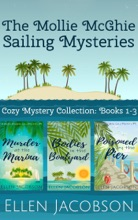 The Mollie McGhie Cozy Sailing Mysteries, Books 1-3