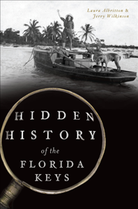Hidden History of the Florida Keys Book Cover
