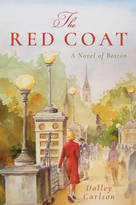 Dolley Carlson - The Red Coat book