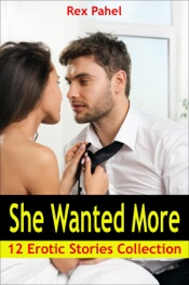Download She Wanted More: 12 Erotic Stories Collection