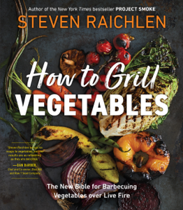 How to Grill Vegetables Boekomslag