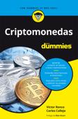 Criptomonedas para dummies Book Cover