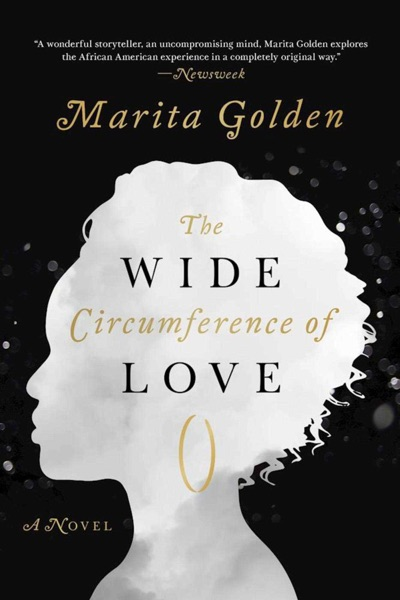 The Wide Circumference of Love - Marita Golden book cover